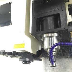 difference between machining center and CNC