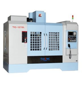 TC-1270L Large CNC Milling Machine