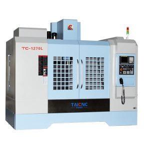TC-1270L Large CNC Milling Machine