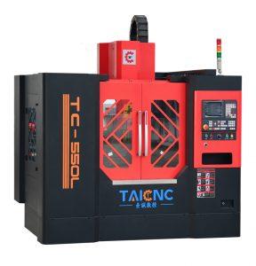 TC-550L Small Vertical Machining Center