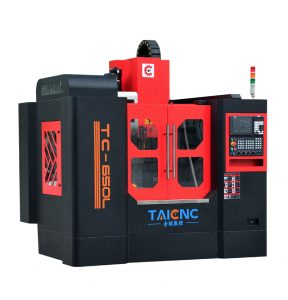 TC-650L Small CNC Machining Center