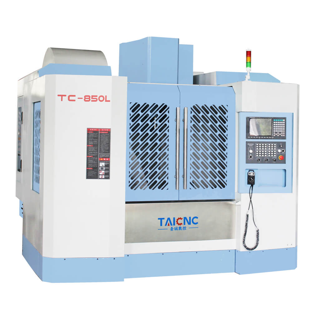 TC-850L Vertical Machining Center