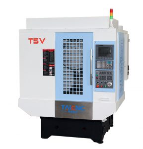 CNC vertical milling machine price