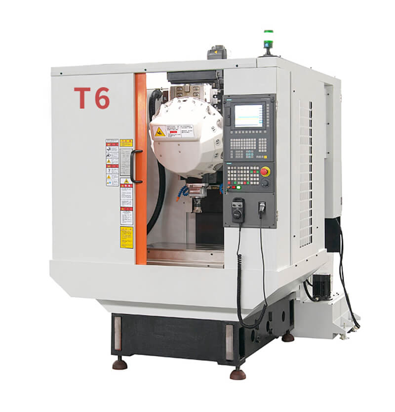 small vertical machining center
