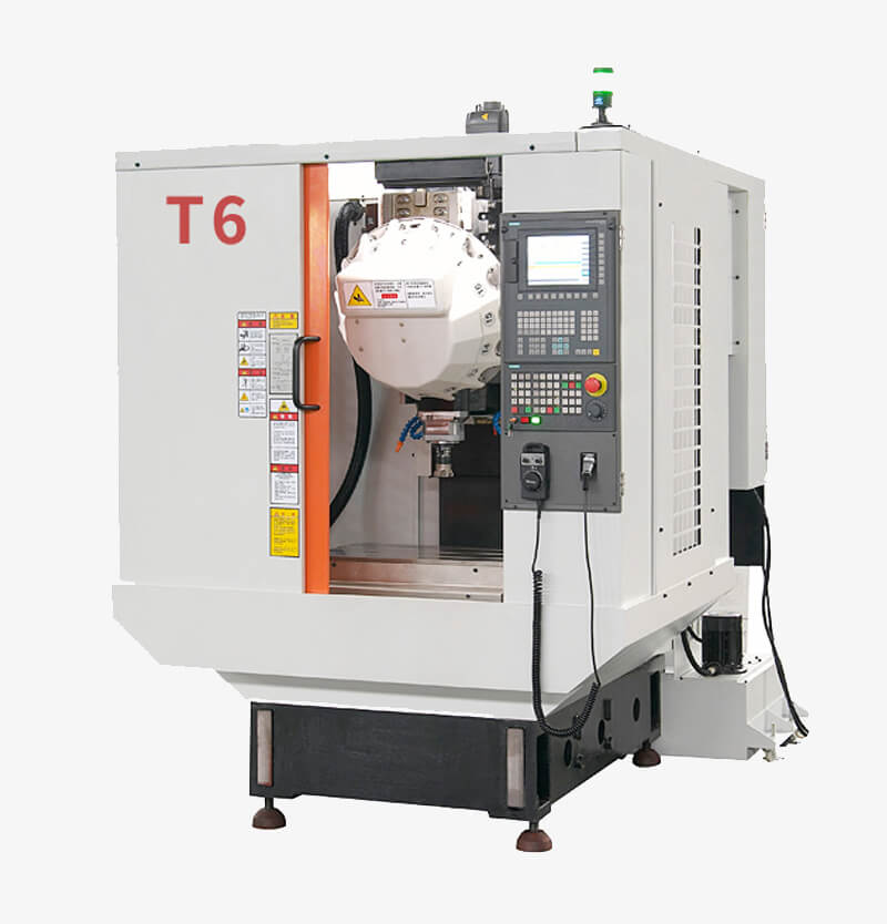 Best small CNC milling machine with tool changer