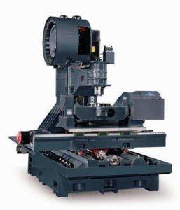 5 axis machining center