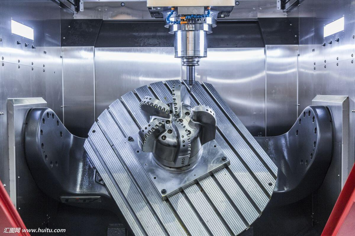 What is a 5-axis machining center