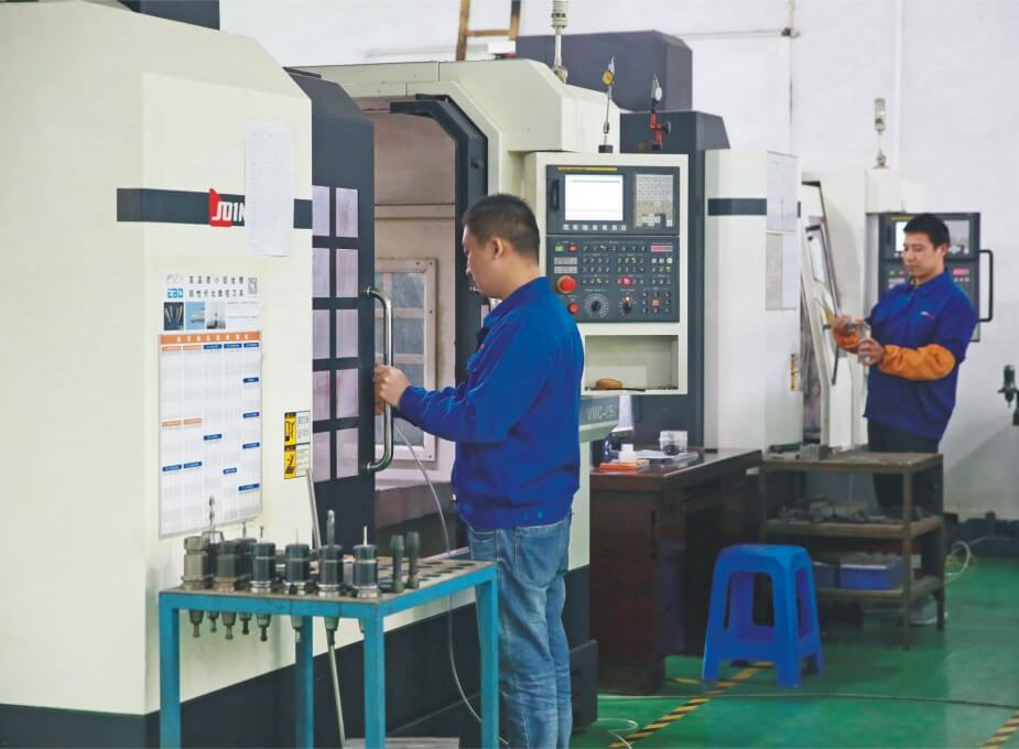 Vertical Machining Center Operation Specification