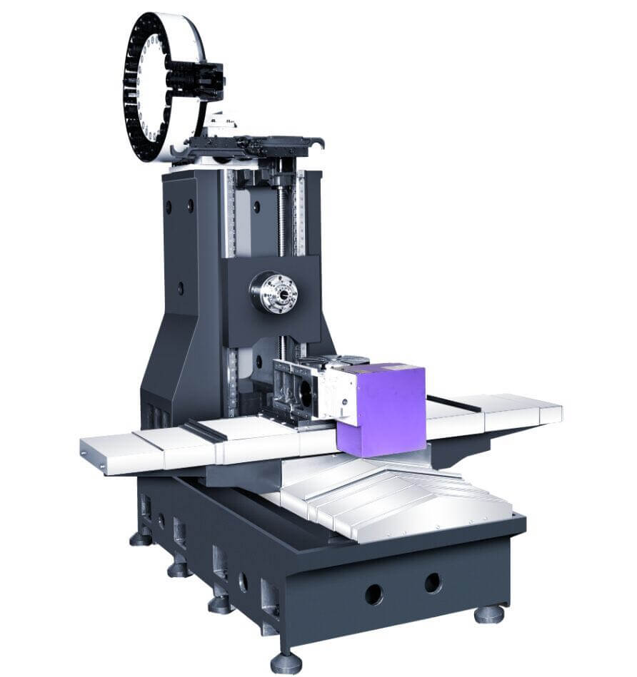 Best CNC Horizontal Milling Machine