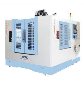 TC-540W CNC Small Horizontal Machining Center