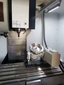 Best 4 Axis VMC Machine for Sale