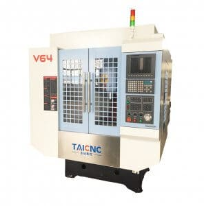V64 Small CNC Milling Machine