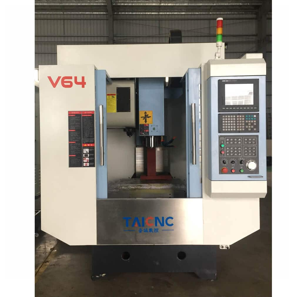 Best Mini CNC Mill | Small Milling Machine | in China TAICNC