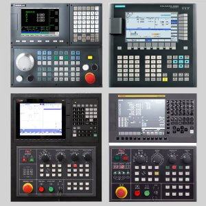 Equipped with well-known brand CNC controller