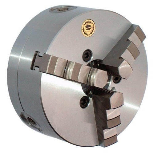 three jaw lathe chuck