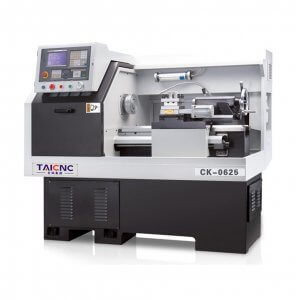 CK-0625 Flat Bed CNC Lathe Machine