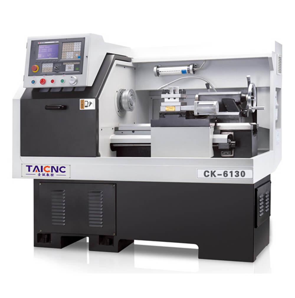 CK-6130 Flat Bed CNC Lathe Machine
