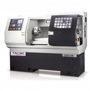 CK-6136 Flat Bed CNC Lathe Machine