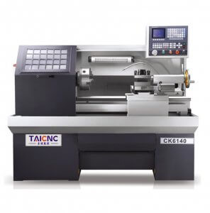 CK-6140 Flat Bed CNC Lathe Machine