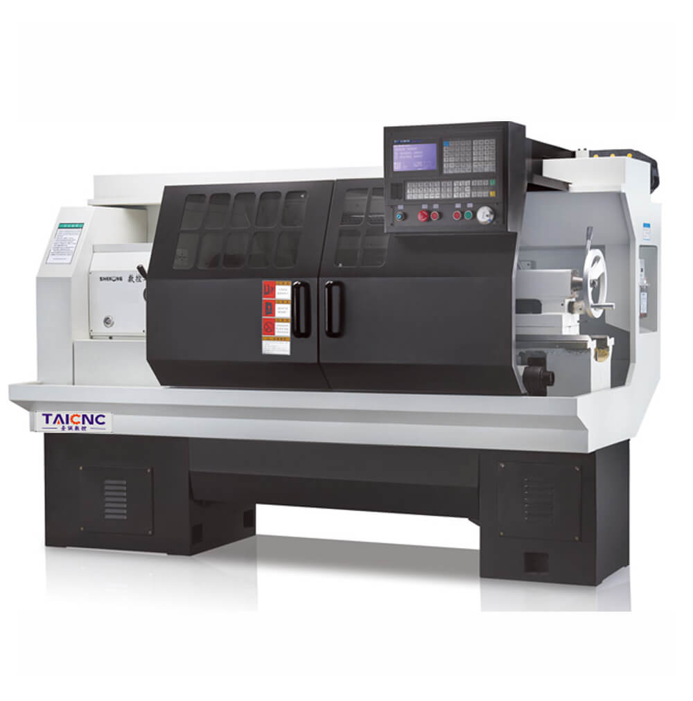CK-6150 Flat Bed CNC Lathe Machine
