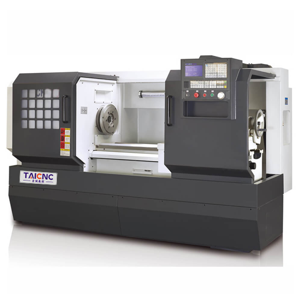 CK-6180 Flat Bed CNC Lathe Machine