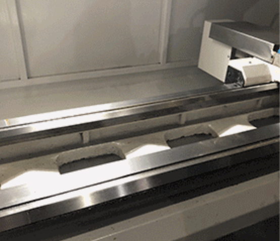 CNC lathes rails