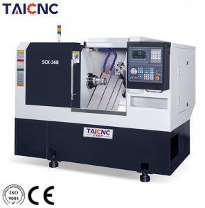 SCK-36B Turret Slant bed CNC Lathe Machine