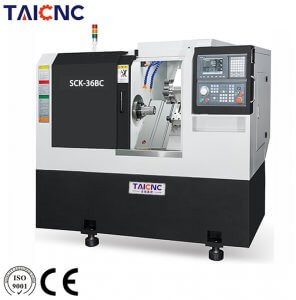 SCK-36BC Knife Tower Turning and Milling CNC Machine
