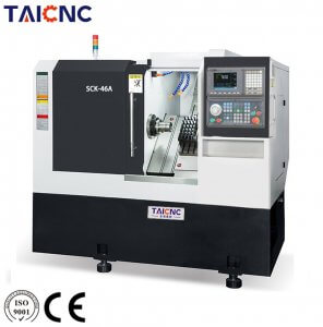 SCK-46A Slant bed CNC lathe Machine