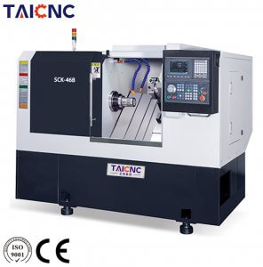 SCK-46B Turret Slant Bed CNC Lathe Machine