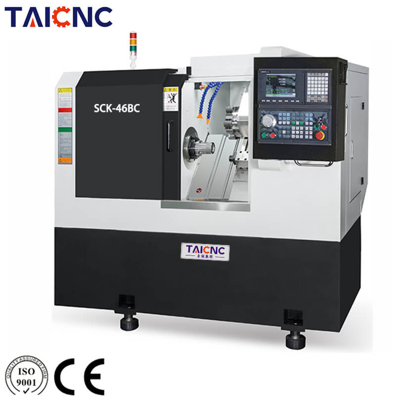 SCK-46BC Knife Tower Turning and Milling CNC Machine